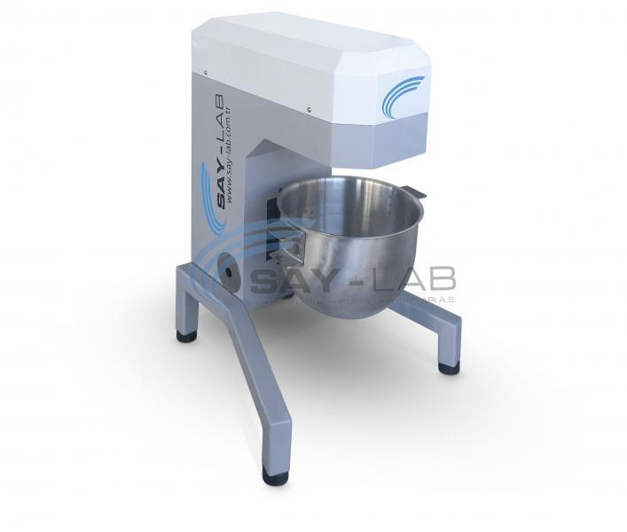 SAY-DVS-1-10 LT Laboratory Concrete Mixer