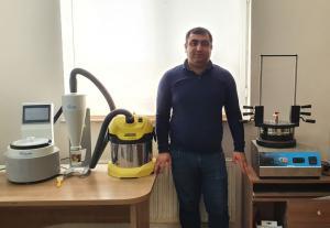Azerbayca-  Fabrique de Ciment Nahçıvan